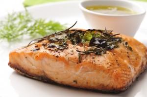 salmão, atum, sardinha