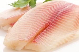 filé de peixe congelado